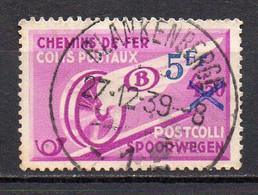 TR 203 Gestempeld (moustache) BLANKENBERGE 1 - 1923-1941