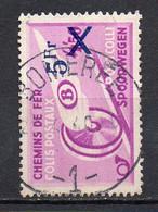 TR 203 Gestempeld (moustache) BOMEREE 1 - 1923-1941