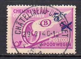 TR 203 Gestempeld (moustache) CHATELINEAU - CHATELET 1 - 1923-1941