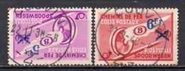 TR 203/204 Gestempeld (moustache) COUVIN 2 - 1923-1941
