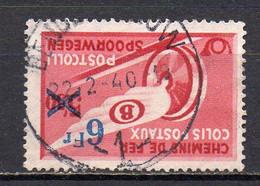 TR 204 Gestempeld (moustache) DENDERLEEUW 1 - 1923-1941
