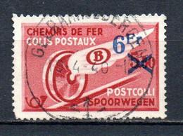 TR 203/204 Gestempeld (moustache) GERAARDSBERGEN 1 - 1923-1941