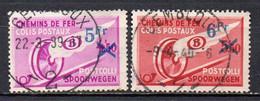 TR 203/204 Gestempeld (moustache) GEMBLOUX 2 - 1923-1941