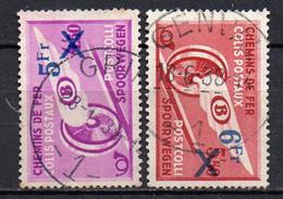 TR 203/204 Gestempeld (moustache) GENVAL 1 - 1923-1941