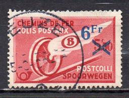 TR 204 Gestempeld (moustache) LEUZE 2 - 1923-1941