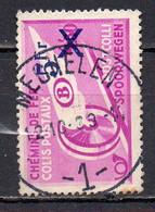 TR 203 Gestempeld (moustache) MECHELEN 1 - 1923-1941