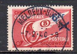 TR 204 Gestempeld (moustache) MELREUX HOTTON 1 - 1923-1941