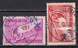TR 203/204 Gestempeld (moustache) SCHELLEBELLE 1 - 1923-1941
