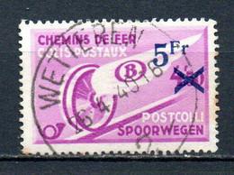 TR 203/204 Gestempeld (moustache) WETTEREN 2 - 1923-1941