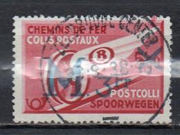 TR 210 Gestempeld (moustache) ZEEBRUGGE CENTER - 1923-1941