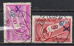 TR 203/204 Gestempeld (moustache) ZOTTEGEM 1 - 1923-1941