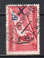 TR 204 Gestempeld ANTWERPEN - ANVERS 6 - F.N. - K.G. - 1923-1941