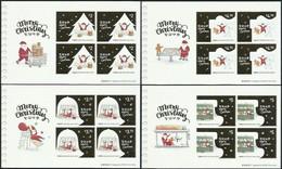 2020 HONG KONG CHRISTMAS(Iv) S.A.SHEETLET 4v - Nuevos