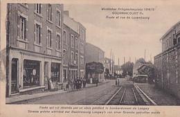 GOURAINCOURT          ROUTE ET RUE DE LUXEMBOURG - Other Municipalities