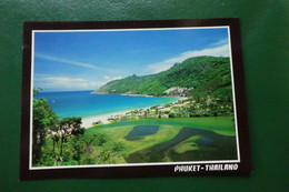 07/ THE VIEW OF NAI HORN BEACH AT PHUKET  EDITIONS PHORNTHIP PHATANA  THAILANDE ASIE - Thailand