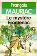 Le Mystère Frontenac De François Mauriac (1958) - Other