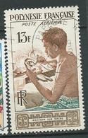 Polynésie - Aérien   -  - Yvert N°  1  Oblitéré   - Ad 42624 - Gebraucht
