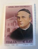 2004 - Italia - Opera Don Guanella . E. 0,45 - 2001-10:  Nuovi
