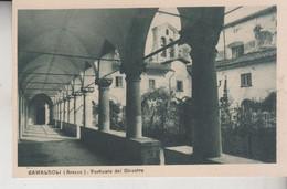 CAMALDOLI AREZZO PORTICATO DEL CHIOSTRO NO VG - Arezzo