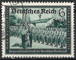Deutsches Reich 1939. Mi.Nr. 705, Gestempelt, Used O - Gebraucht