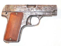 PIÈCE DE FOUILLES - CARCASSE DE RUBY - Armi Da Collezione