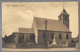 Ollignies : église, Préaux - Unclassified