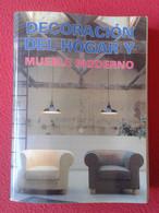 LIBRO DECORACIÓN DEL HOGAR Y MUEBLE MODERNO KÖNEMANN FRANCISCO ASENCIO CERVER 999 PÁGINAS HOME DECOR MODERN FURNITURE... - Architecture & Drawing