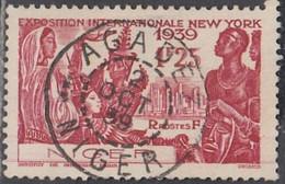 Niger - Agadez / Niger Sur N° 67 (YT) N° 75 (AM). Oblitération De 1939. - Oblitérés