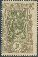 Congo Français 1892-1900 - N° 39 (YT) N° 39 (AM) Neuf *. - Neufs