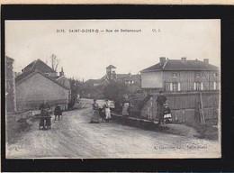 Haute Marne / Saint Dizier, Rue De Bettancourt - Saint Dizier
