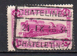 TR 176 Gestempeld CHATELINEAU - CHATELET N°7 - 1923-1941