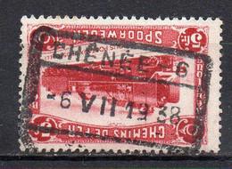 TR 177 Gestempeld CHENEE 6 - 1923-1941