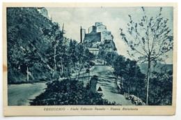 VERUCCHIO - Viale Vittorio Veneto, Rocca Malatesta - Other Cities
