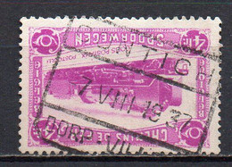 TR 176 Gestempeld CONTICH DORP - VILLAGE - 1923-1941