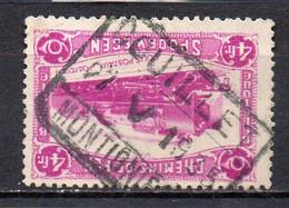 TR 176 Gestempeld COUILLET MONTIGNIES - 1923-1941