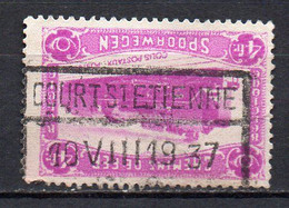 TR 176 Gestempeld COURT ST ETIENNE - 1923-1941