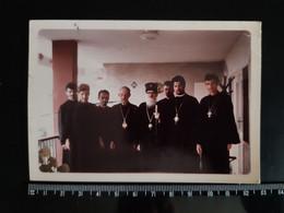 #18 Original Photo -Vintage Photo Archbishop Of The Macedonian Orthodox Church Dositej Man Church Priest - Unclassified