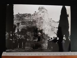#18 Original Photo - Vintage Photo Archbishop Of The Macedonian Orthodox Church Dositej Man Priest Church Of St. Sophia - Unclassified