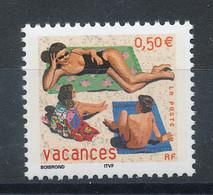 3577** Vacances - Unused Stamps