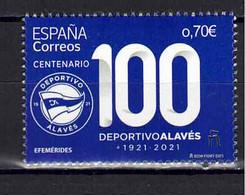 ESPAÑA 2021 ** CENTENARIO CLUB DE FUTBOL DEPORTIVO ALAVES - 2011-... Neufs
