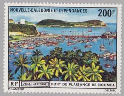 NOUVELLE-CALEDONIE   :  Yvert PA 124 Port De Nouméa  Cote 22,00 € Neuf X - Neufs