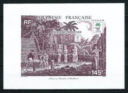 Polinesia Francesa Nº HB-14 Nuevo - Blocks & Kleinbögen