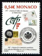"""MONACO 2006 : N° 2565 - """" 70éme Anniversaire De L'Office Des Timbres-Poste """" - Neuf** - - Neufs"""