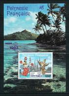 Polinesia Francesa Nº HB-8 Nuevo - Blocks & Kleinbögen