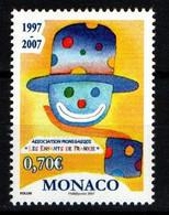 "MONACO 2006 : N° 2571 - "" Association - Les Enfants De Frankie "" - Neuf** - - Neufs"