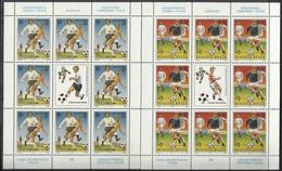 YU 1990-2412-3 FIFA CUP ITALIA, YUGOSLAVIA, 2MS, MNH - 1990 – Italië