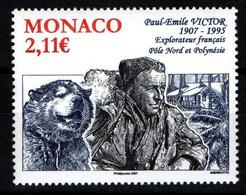 "MONACO 2006 : N° 2574 - "" Paul-Emile Victor "" - Neuf** - - Neufs"