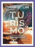España. Spain. 2021. Turismo. Balnearios - 2011-... Neufs