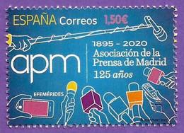 España. Spain. 2021. Asociacion De La Prensa. Madrid - 2011-... Neufs