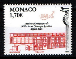 "MONACO 2006 : N° 2582 - "" Médecine Et Chirurgie Sportive "" - Neuf** - - Neufs"